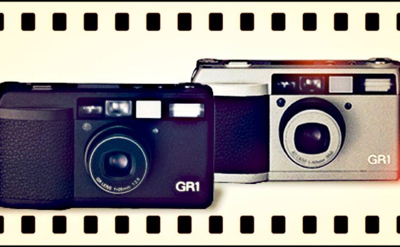 私の好きなフィルムカメラ