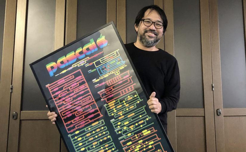 宝物のApple Pascal Syntax Poster